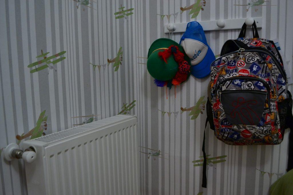 mochilas del colegio