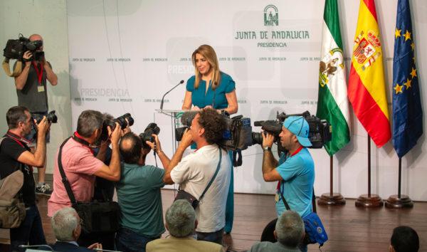 Elecciones en Andalucía