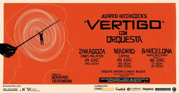 60 aniversario de 'Vértigo'