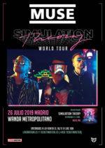 Muse actuarán en España dentro de su gira 'Simulation Theory'