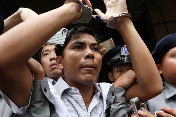 periodistas encarcelados