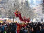 La comunidad china celebra la llegada del Año del Cerdo