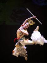 Wushu, el arte marcial tradicional chino se exhibe en Granada